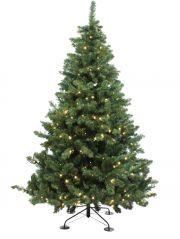 Royal Christmas Dakota kunstkerstboom 210 cm met LED voor buiten