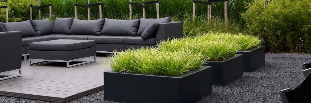 Plantenbakken maken je tuin compleet, bekijk hier alle soorten plantenbakken