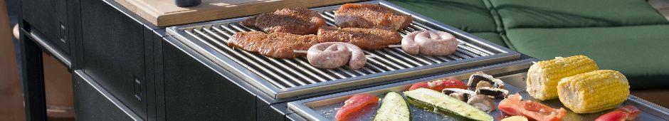 Buitenhaarden barbecues