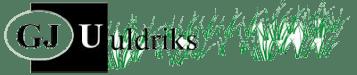 logo hoveniersbedrijf GJ Uuldriks