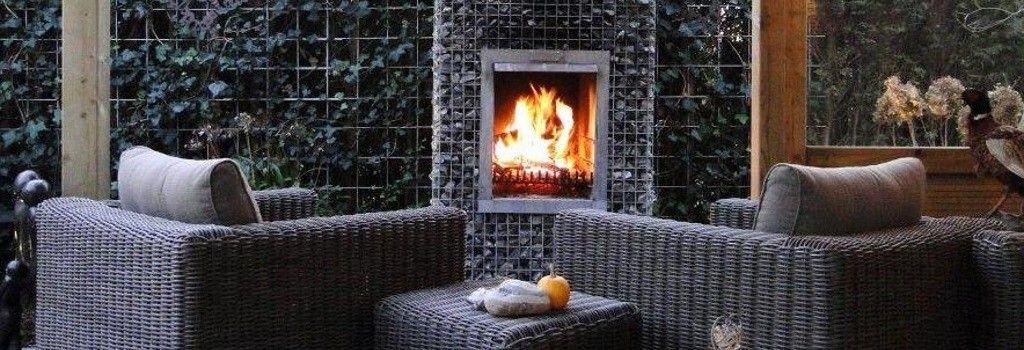 Hoe maak je een gezellige wintertuin?