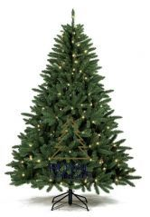 Royal Christmas Washington Promo kunstkerstboom 210 cm met LED verlichting